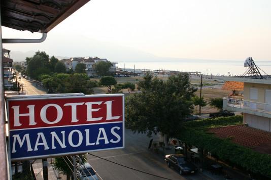 Ξενοδοχείο ΜΑΝΩΛΑΣ