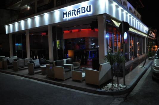 CAFE – BAR MARABU