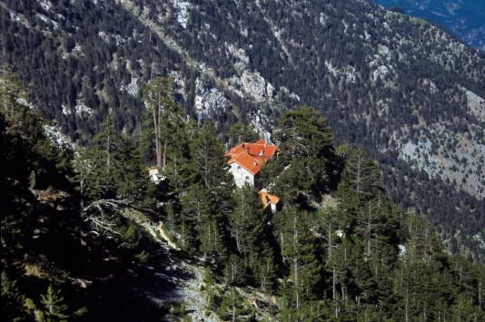 Όλυμπος: Tο βουνό των θεών