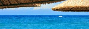 The wonderful beach