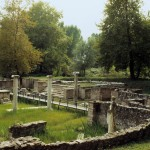 The sanctuary of Isida in Dion