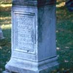 column at Dion