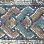 mosaic at Dion
